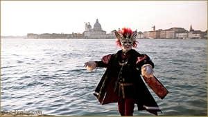 Carnaval de Venise : Masques et Costumes.