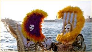 Album Carnaval de Venise - 12 février
