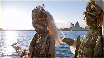 Carnaval de Venise : Belles et Beaux du Carnaval