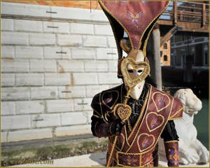 Les Masques et Costumes du Carnaval de Venise - Album 5