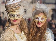 Premier jour du Carnaval de Venise