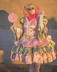 Carnaval de Venise les masques et costumes