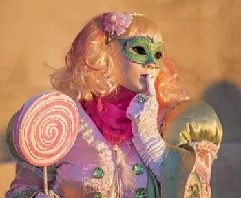 Costumes du Carnaval de Venise