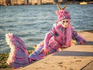 Les Costumes du Carnaval de Venise