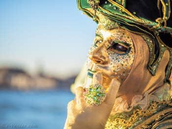 Photographies du Carnaval de Venise