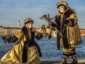 Artisans Création Masque Carnaval de Venise