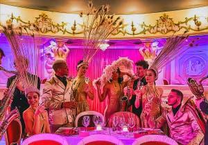 Carnaval de Venise 2021 Dîner spectacle et soirée au Cabaret Avanspettacolo