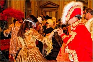 Bal Masqué Palais vénitien.