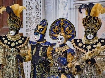 Masque et Costume du Carnaval de Venise
