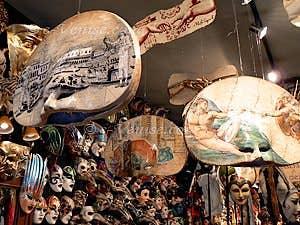 Masques de Carnaval de Venise