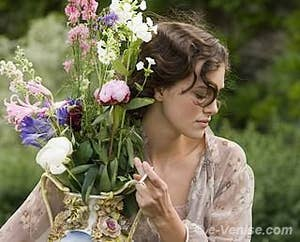 ATONEMENT de Joe Wright avec Keira Knightley