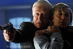 SLEUTH de Kenneth Branagh avec Michael Caine