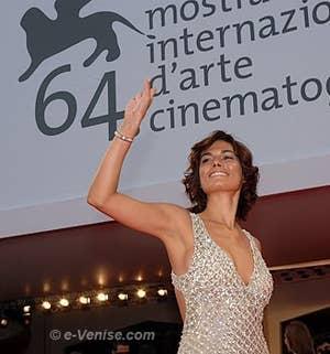 La 64ème Mostra de Venise Valeria Solarino