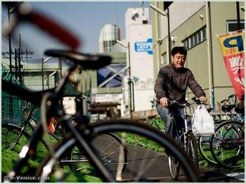 """""""Bicycle (Jitensha)"""" de Dean Yamada"""