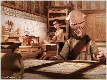 """The Kinematograph"" de Tomek Baginski"