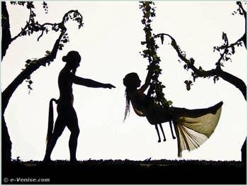 """The Death of Pentheus"" de Philip Haas"