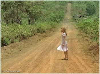 """""""White Material"""" avec Isabelle Huppert"""