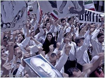 """Zanan bedoone mardan"" (femmes sans hommes), de Shirin Neshat"