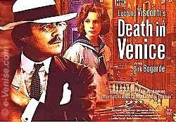 Mort à Venise de Visconti avec Dirk Bogarde