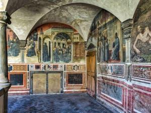 Eglise et Cloître Badia Fiorentina