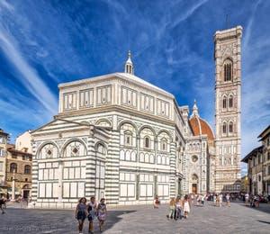 Le Baptistère San Giovanni Battista