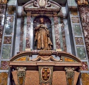 Ferdinand Ier Chapelle des Princes Médicis à Florence en Italie