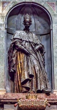 Cosimo II Chapelle des Princes Médicis à Florence en Italie