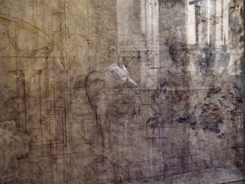Dessins et croquis de Michel-Ange, Sacrestia Nuova par Michel-Ange