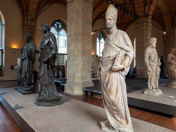 Musée Orsanmichele à Florence en Italie