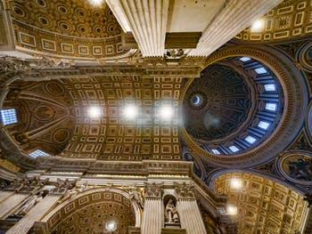 Basilique Saint-Pierre du Vatican à Rome