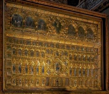 La Pala d'oro, le rétable d'or de la basilique Saint-Marc à Venise