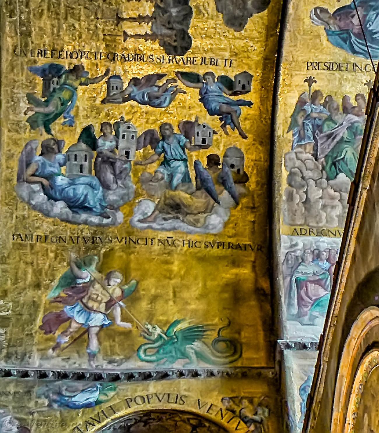 Basilique saint marc de venise par th ophile gautier for Portent ses fruits