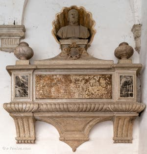 Cloître de Santo Stefano dans le Sestier de Saint-Marc à Venise