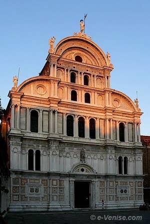 Église de San Zaccaria à Venise
