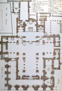 Le plan en croix grecque à cinq travées et le narthex de la Basilique Saint-Marc à Venise