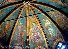 Église San Zaccaria - La chapelle d'Or