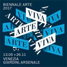 57 Biennalle d'Art de Venise 2017