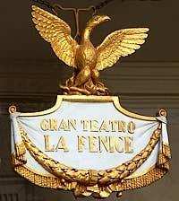 Opéra Théâtre de la Fenice venise