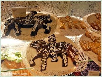 Gâteaux de la Saint Martin à Venise
