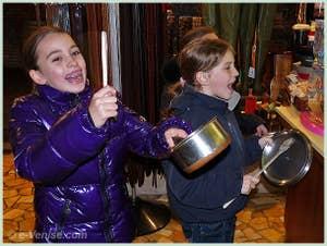 Fête de la Saint Martin à Venise : réussite assurée avec un tel vacarme !