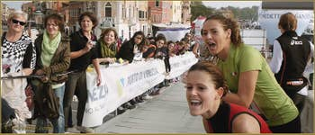 Le Venice Marathon, le Marathon de Venise