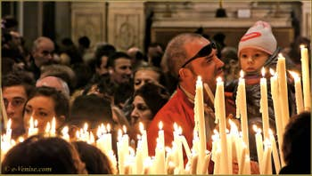 La Fête de la Madona de la Salute à Venise