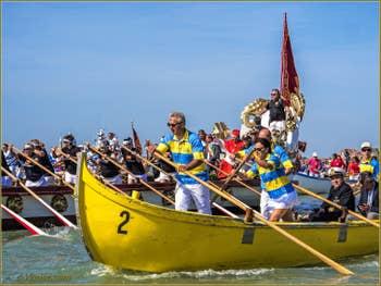 La fête de la Sensa à Venise, la Serenissima