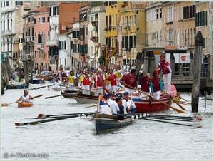 La Vogalonga de Venise