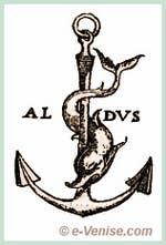 Le Dauphin emblème d'Aldo Manuzio