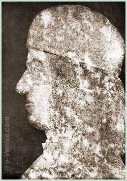 Portrait d'Aldo Manuzio attribué à Ugo da Carpi (1485)
