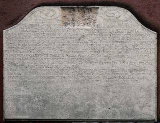 Règlement édicté par la République de Venise en 1704 concernant les règles de conduite à observer par les juifs qui habitaient dans le Ghetto de Venise