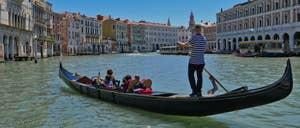 Promenades en Gondole à Venise