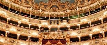Opéra La Fenice à Venise