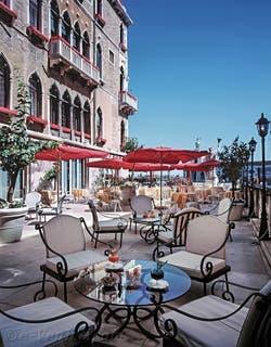 Hôtel Bauer Palazzo Grünwald Venise